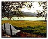 Ampollino Lake Sila Wallpapers Sfondi per Desktop 1280x1024 - 1024x768