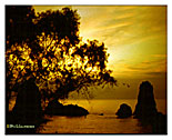 Acitrezza Sunset Wallpapers Sfondi per Desktop 1280x1024 - 1024x768