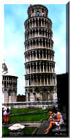 Pisa: la torre - the tower