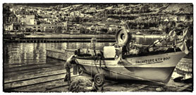 "Castellammare del Golfo TP ""Black & White Fine Art Photography 04"""