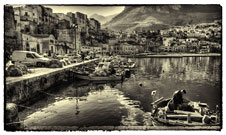 "Castellammare del Golfo TP ""Black & White Fine Art Photography 01"""