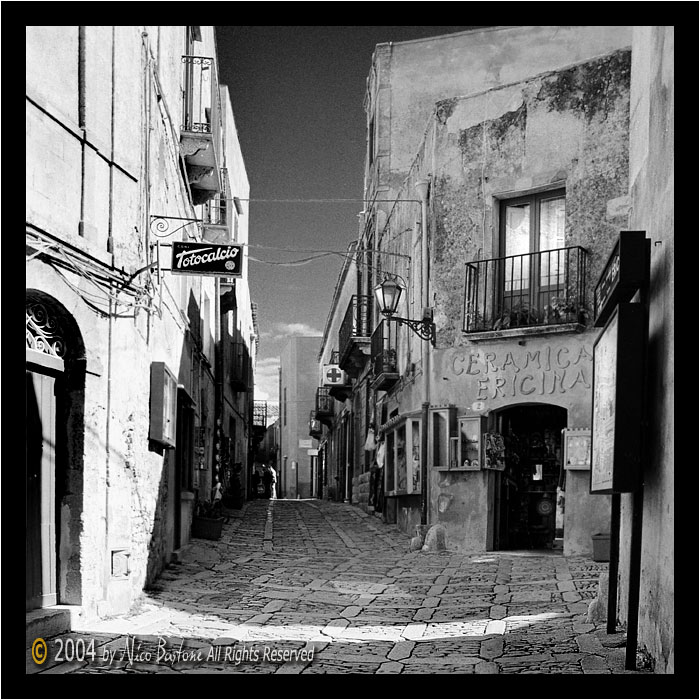 Erice (Trapani) foto, photos, images, pictures 2