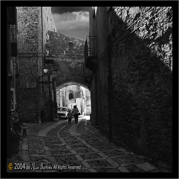 Erice (Trapani) foto, photos, images, pictures