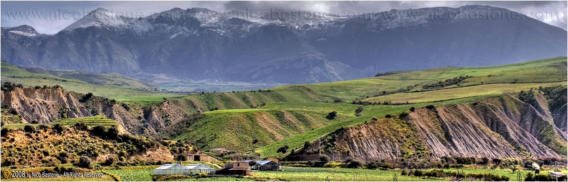 ... Landscape in a winter day - HDR High Dynamic Range Foto, photos, fotos: www.nicobastone.com/GR000.htm