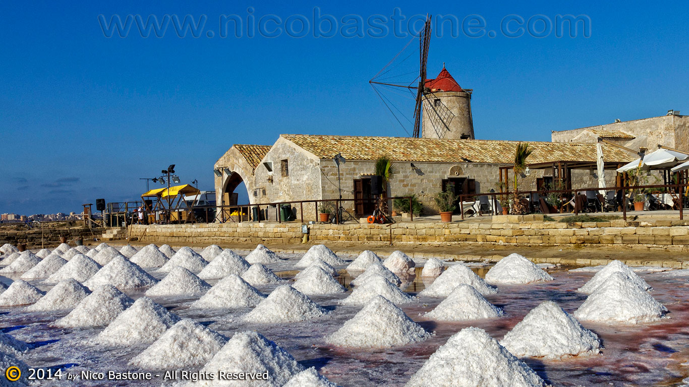 "Nubia, Paceco TP ""Le saline e il Museo del sale - The salt flats and the salt museum 02"""