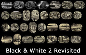 Photo Gallery Black & White 2 Revisited